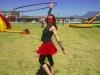 Daytime hula hoop
