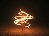 Fire Hula hoop