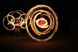 Fire dancers for hire Cape Town