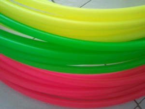 UV Polypro hoops